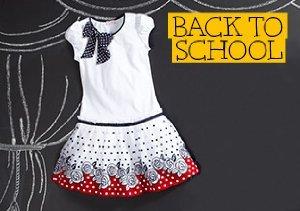 Back to School: European Designer Styles