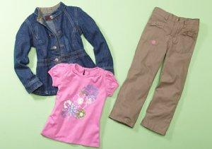 Timberland Toddler Girls Sets
