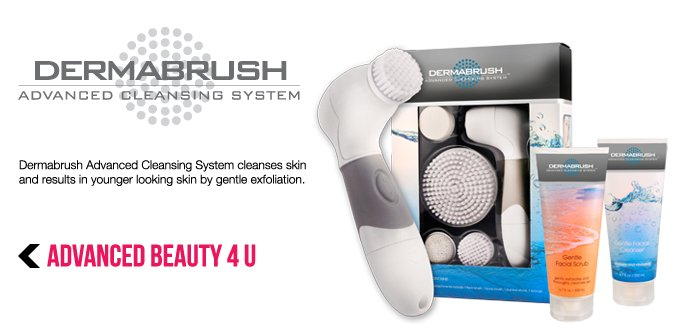 Dermabrush Advanced Cleansing System