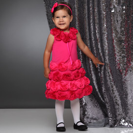 Ruffles & Rosettes: Girls' Apparel