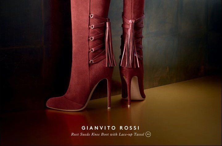 XO EXCLUSIVELY OURS: GIANVITO 