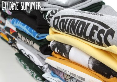 Shop Goodbye Summer: Graphic Tees