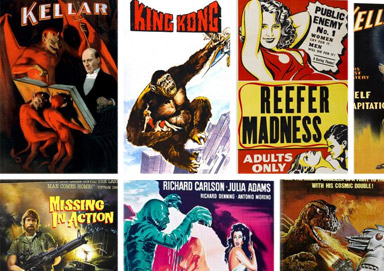 Shop Canvas Vintage Movie Art Posters