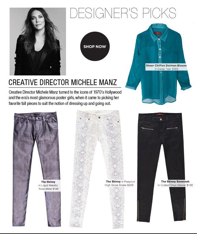 Creative Director Michele Manz Shares Her Designer's Picks!