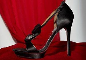 Badgley Mischka Evening Shoes