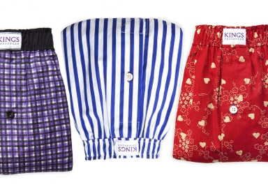 Shop Stock Up On Basics: Kings Underwear