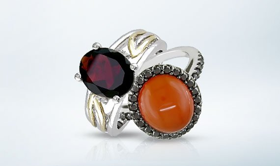 Finishing Touch: Statement Rings   -- Visit Event