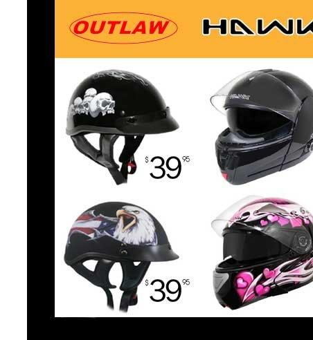 Half Helmets Sale