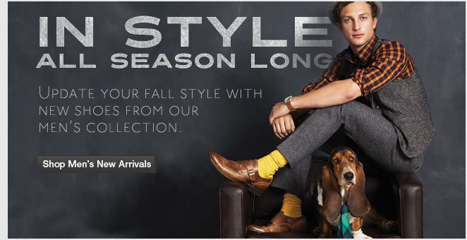 In Style All Season Long