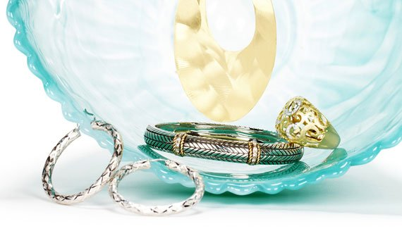 Perfect Pair: Silver & Gold Blowout   -- Visit Event
