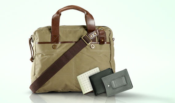 J-Fold Men's Bags and Wallets -- Visit Event