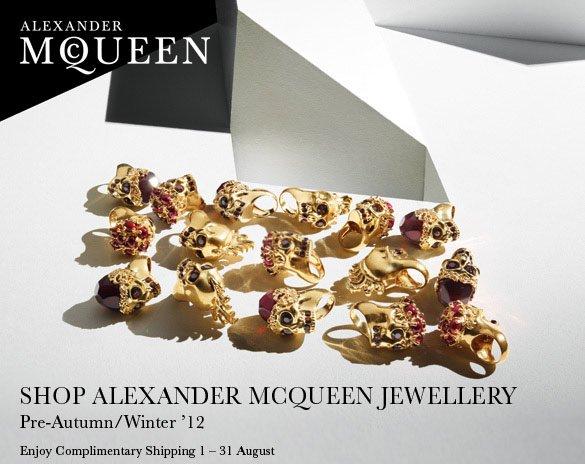 Shop Pre-Autumn/Winter '12 Jewellery