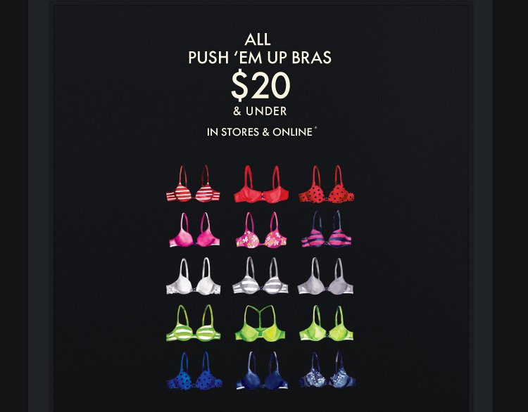 ALL PUSH EM UP 