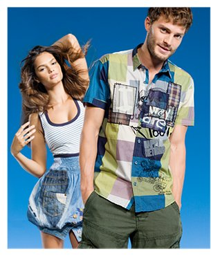 Desigual styles for men, women & children