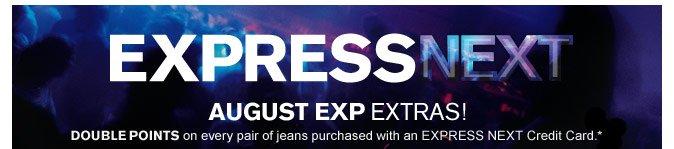 EXPRESS NEXT REWARDS