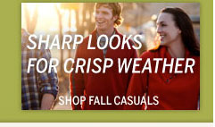 Shop Fall Casuals