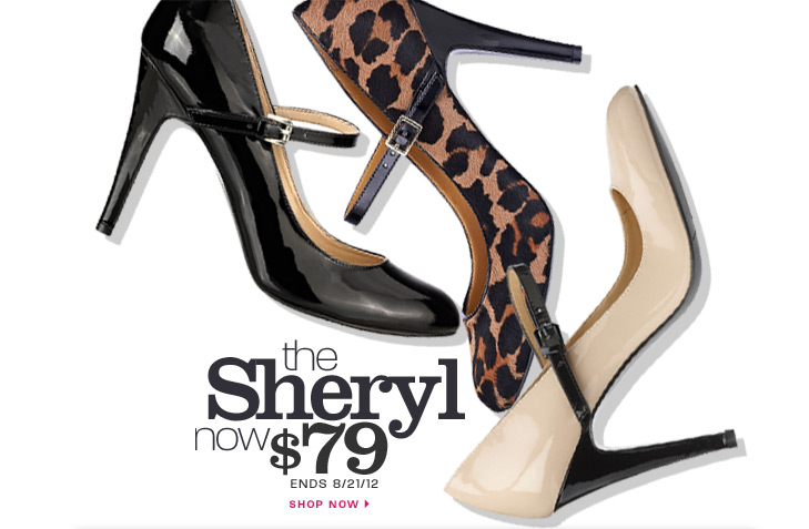 Click here to shop The Sheryl