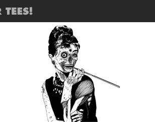 Zombie at Tiffany's