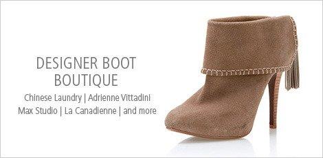 Designer Boot Boutique