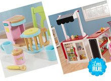 Let's Play Pretend Toy Kitchens & More