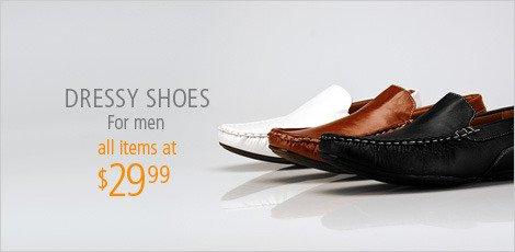 Dressy Shoes for men