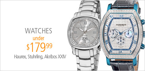 Watches under $179.99