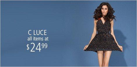 C Luce Dresses