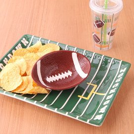 Festive for Football: Entertaining Essentials