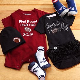 Game Day Best: Apparel & Accessories