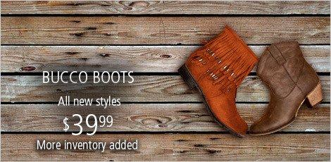 Bucco Boots