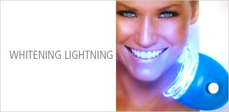 Whitening Lightening For Your Teeth