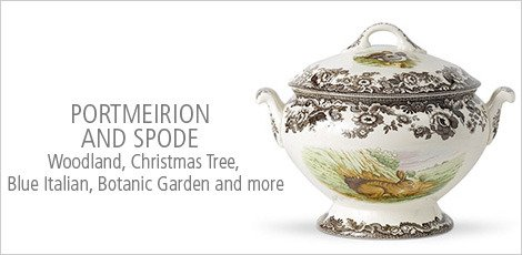 Portmeirion and Spode Home and Kitchenware