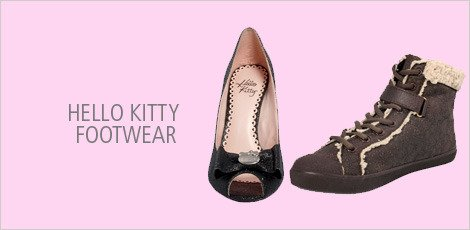 Hello Kitty Footwear