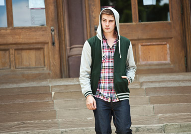Shop Fall Essentials: Varsity Fix