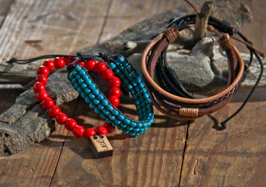 Shop Mix and Match Bracelet Sets by Grain