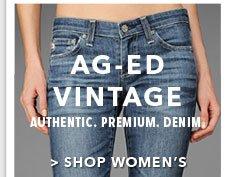 Aged Vintage - WOmen