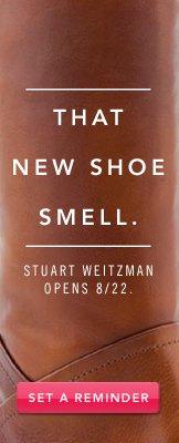 Stuart Weitzman. Set A Reminder.