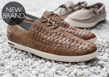 Shop SeaVees: New Plimsolls & Boots