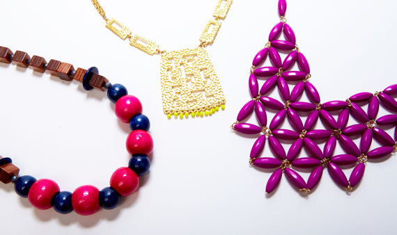 Edge of Summer: Statement Necklaces -- Visit Event