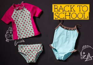Back to School: Swim Class