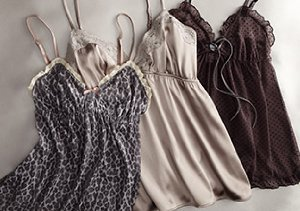 The Lingerie Shop: Camis