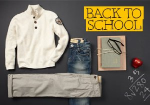 Back to School: Perfectly Preppy