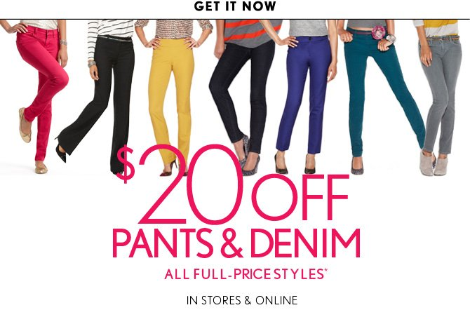 $20 OFF