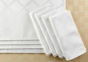 Lenox & Bardwil Table Linens
