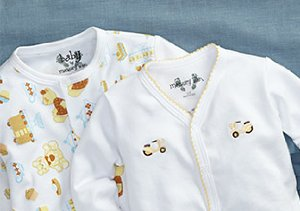 Baby Layette by Margery Ellen
