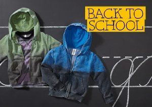 Back to School: Colorfast Apparel for Boys