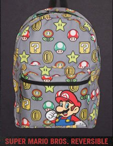 SUPER MARIO BROS. REVERSIBLE