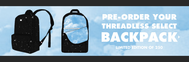 Nationmade Backpack Presale