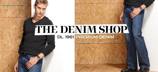 THE DENIM SHOP: DL1961 PREMIUM DENIM, Event Ends August 17, 9:00 AM PT >