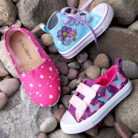 Cool Kicks: Kids' Shoes